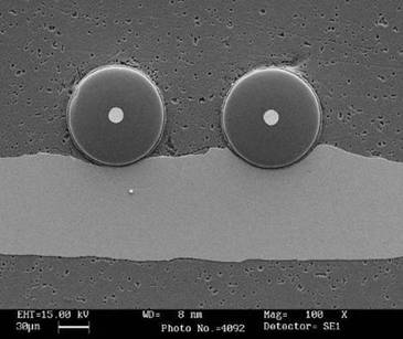 It can join aluminum to copper while embedding ceramics.